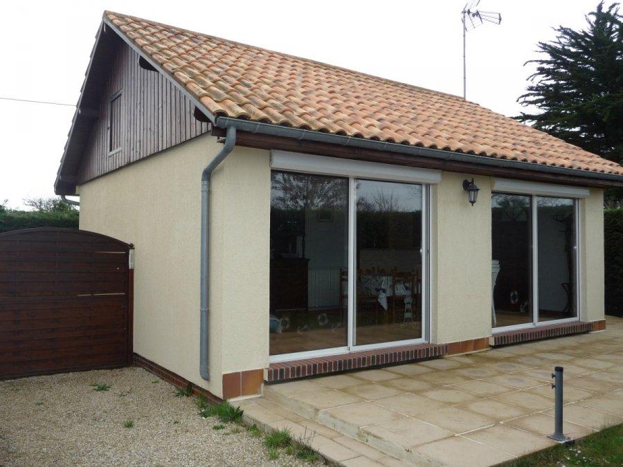 acheter maison 3 pièces 50 m² château-d'olonne photo 1