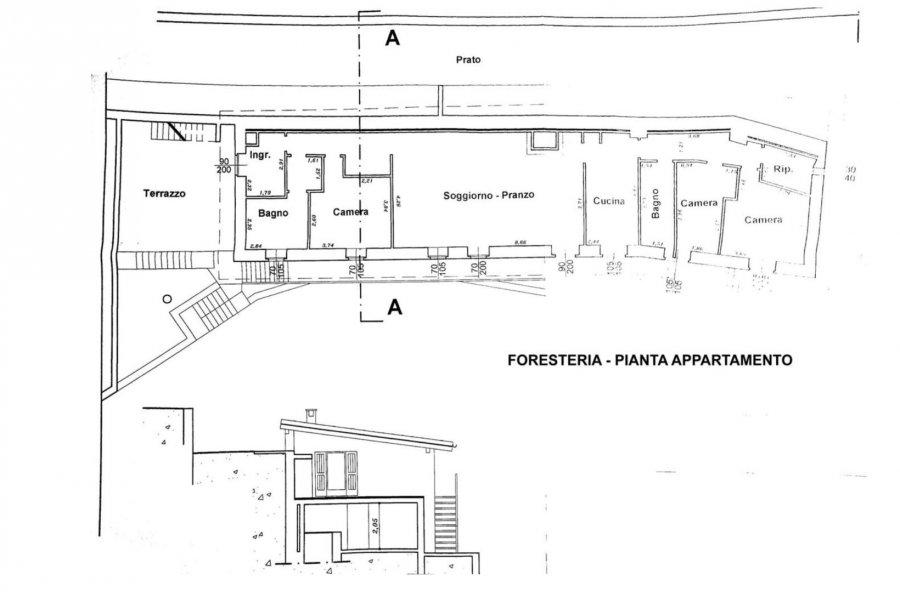 Maison à vendre 4 chambres à Verbania
