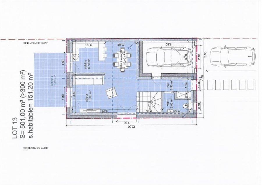 acheter maison individuelle 5 chambres 501 m² elvange (schengen) photo 2