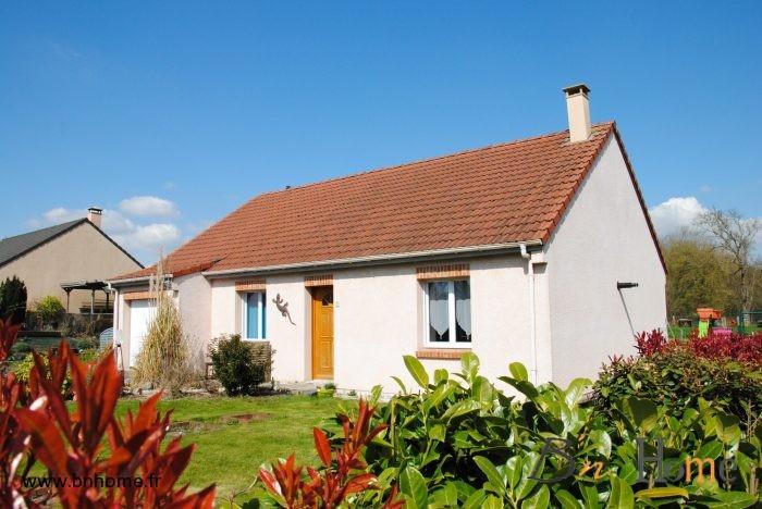 Maison individuelle en vente ervillers 89 m 159 900 for Assainissement maison individuelle