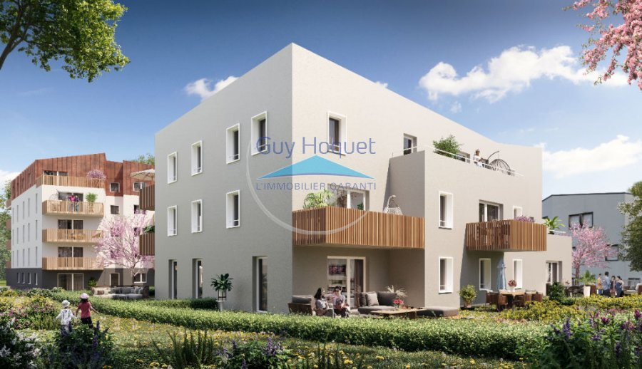 acheter appartement 3 pièces 63.05 m² vandoeuvre-lès-nancy photo 1
