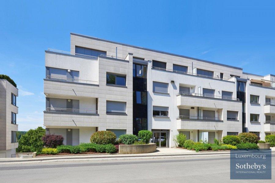 penthouse-wohnung mieten 3 schlafzimmer 172 m² luxembourg foto 1