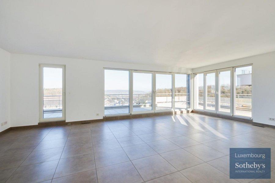penthouse-wohnung mieten 3 schlafzimmer 172 m² luxembourg foto 3