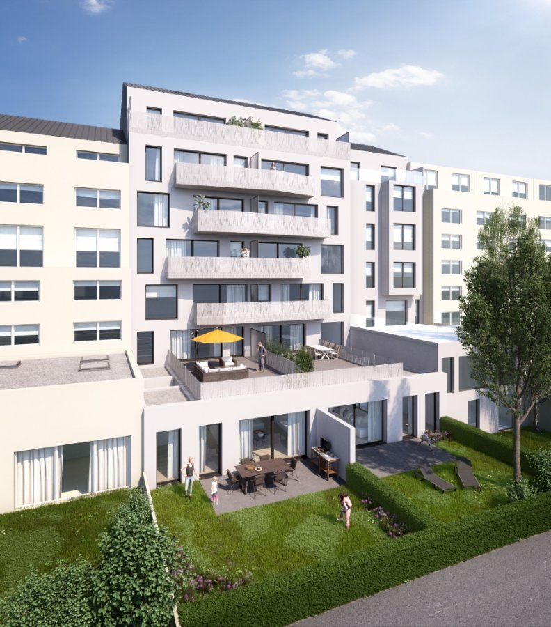 acheter appartement 2 chambres 82.81 m² luxembourg photo 2