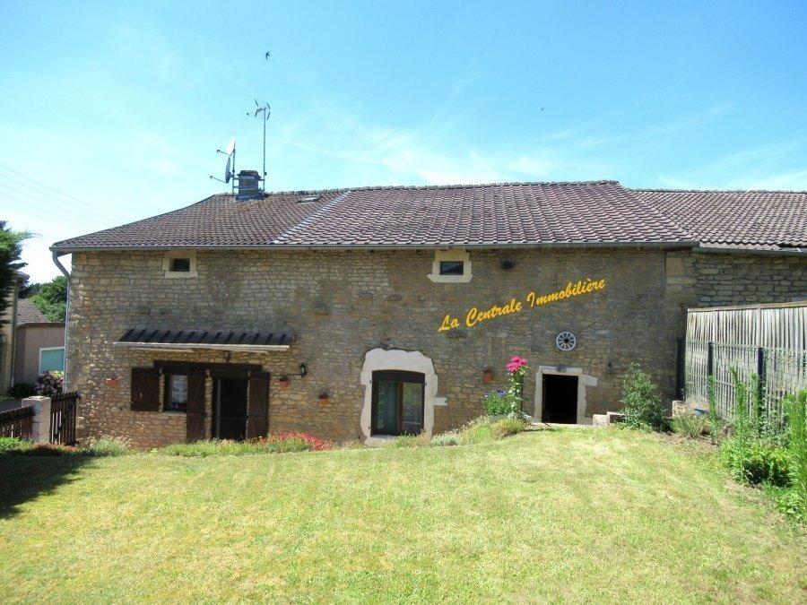 Corps de ferme à vendre F5 à Xivry-Circourt