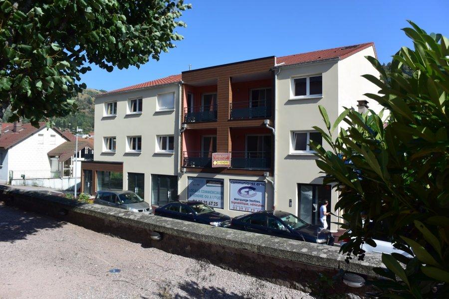 Appartement à louer à La bresse