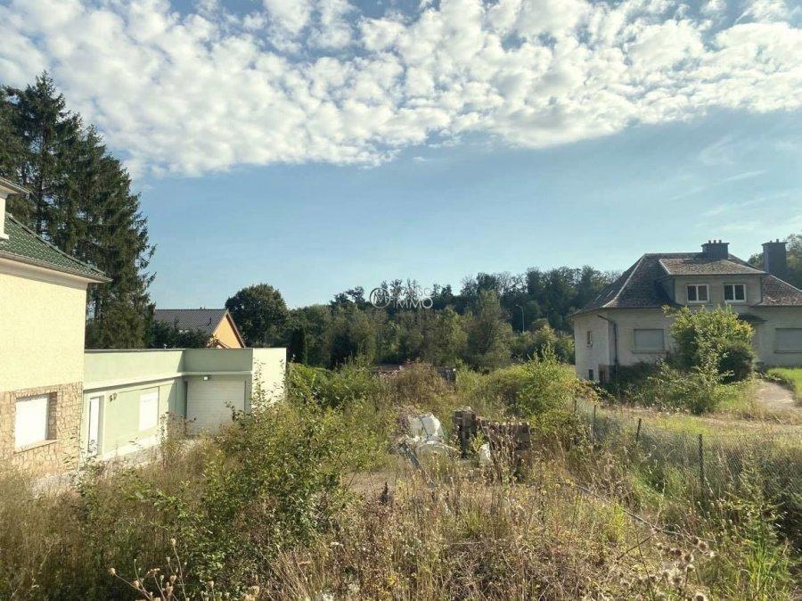 Terrain constructible à vendre à Leudelange