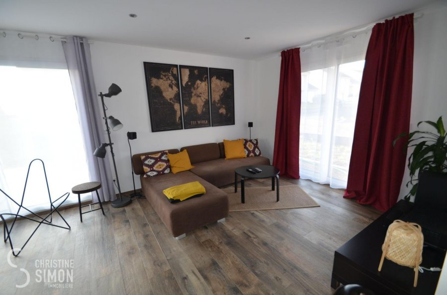 Maison individuelle à vendre 4 chambres à Russange