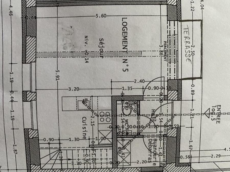 acheter appartement 3 pièces 68 m² tiercelet photo 3