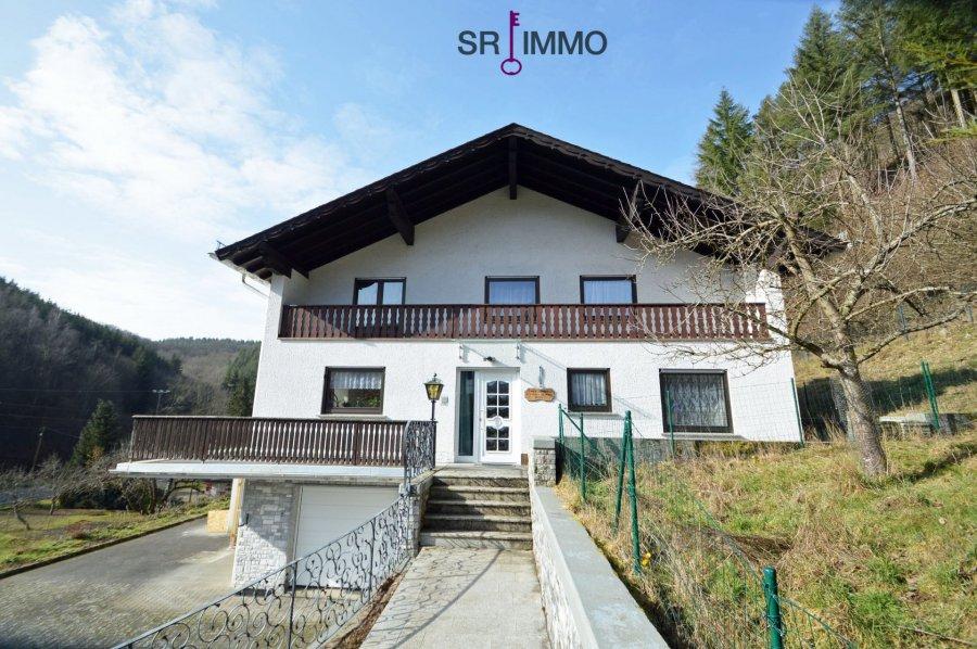 acheter maison 10 pièces 300 m² daleiden photo 1