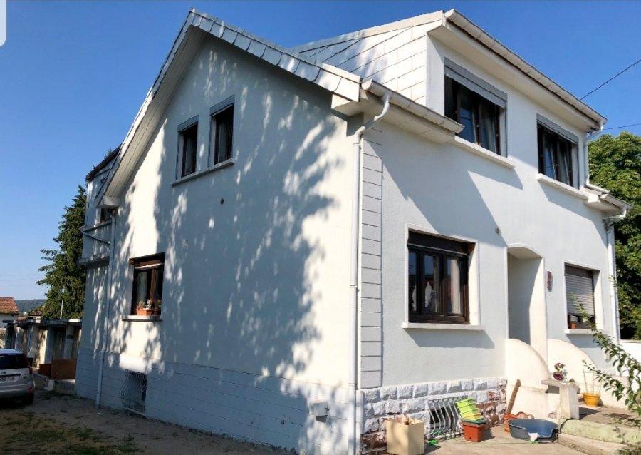 acheter maison 7 pièces 128 m² forbach photo 1