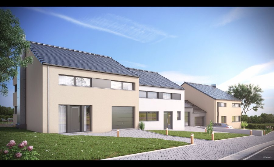 acheter maison jumelée 3 chambres 145 m² deiffelt photo 1