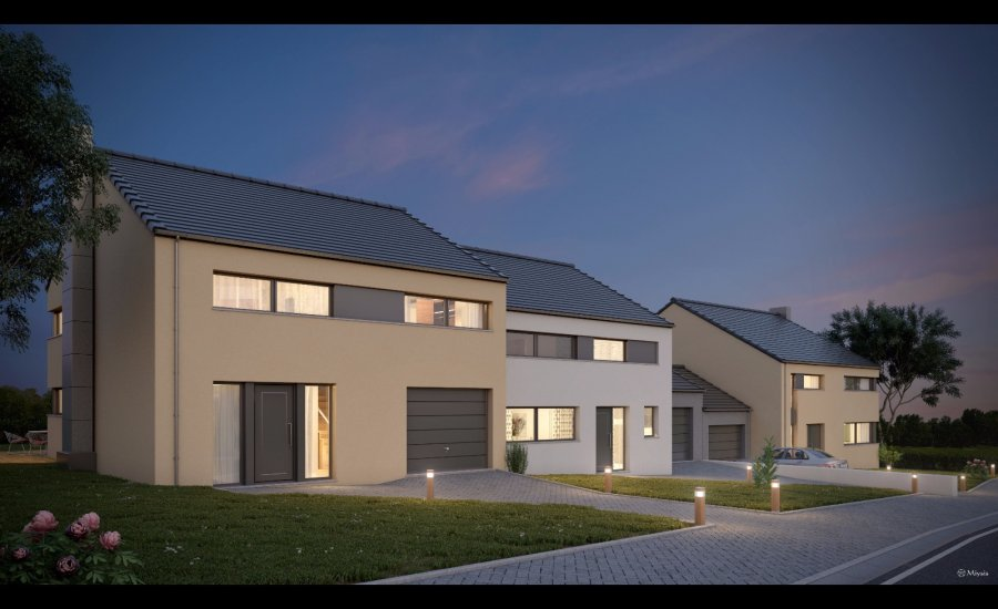 acheter maison jumelée 3 chambres 145 m² deiffelt photo 2