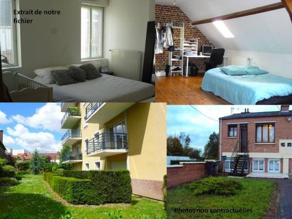 louer appartement 1 pièce 0 m² hénin-beaumont photo 1