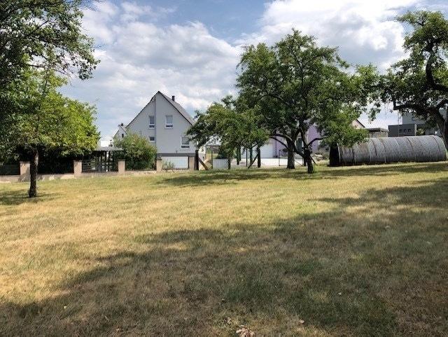 Terrain constructible à vendre à Ingwiller