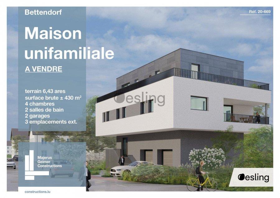 acheter villa 4 chambres 327.59 m² bettendorf photo 1