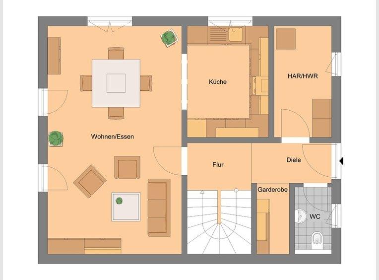 Haus zum Kauf 5 Zimmer in Wittlich - Ref. 4566656