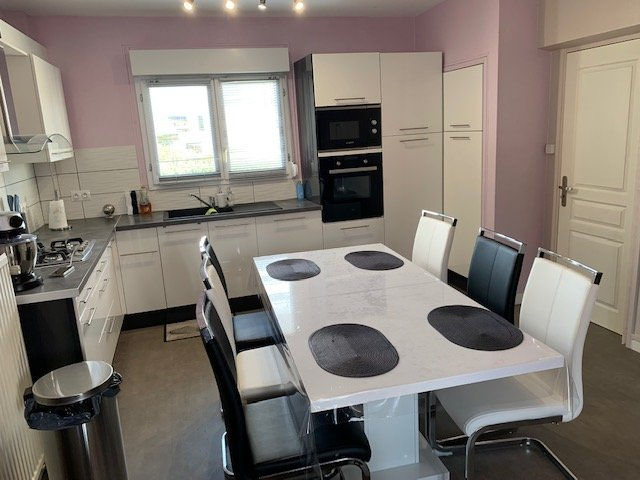 Maison mitoyenne à vendre F4 à Longwy