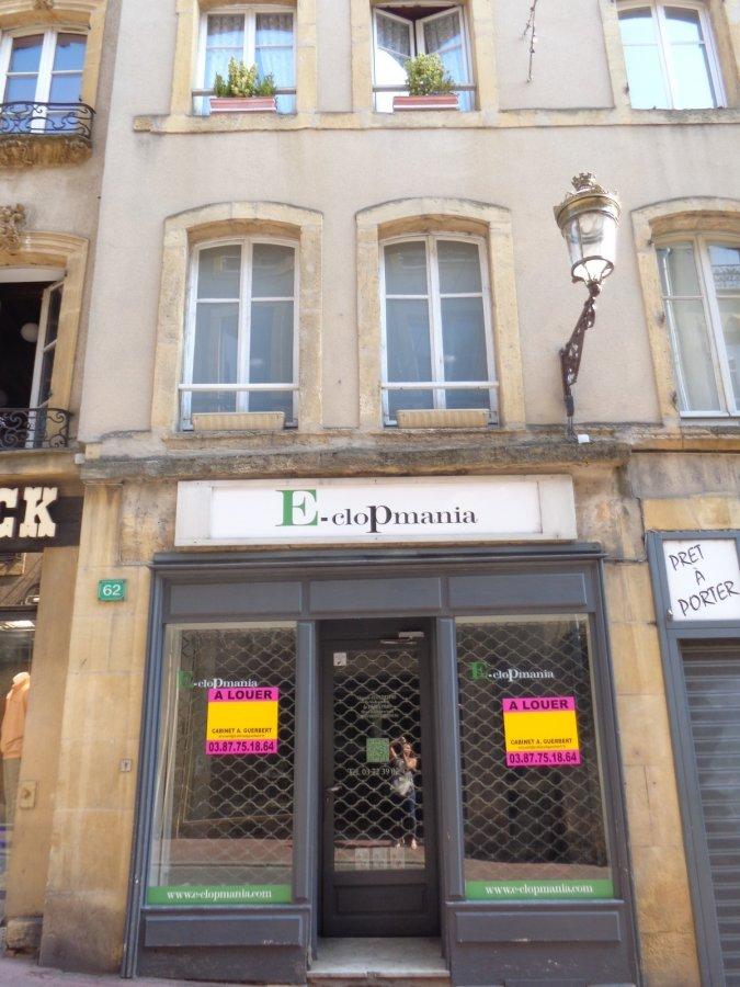 Local commercial à louer à Metz-Ancienne-ville