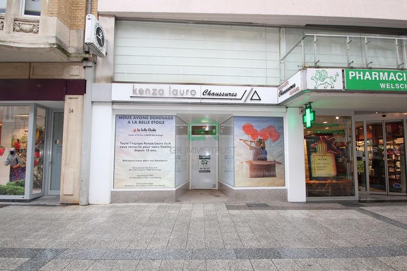 acheter local commercial 0 chambre 184.03 m² esch-sur-alzette photo 1