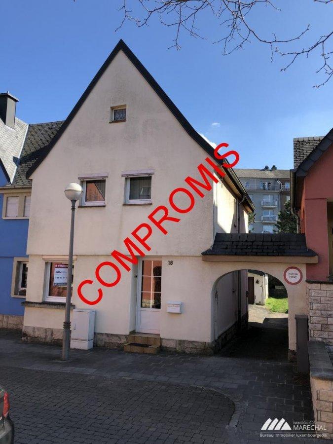 acheter maison jumelée 2 chambres 100 m² esch-sur-alzette photo 1