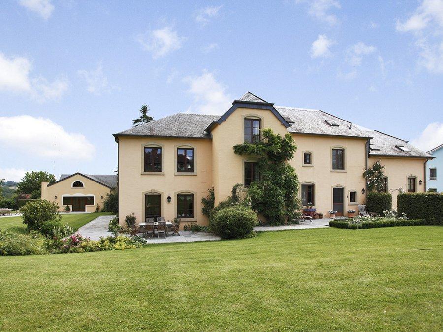 acheter maison de maître 7 chambres 620 m² junglinster photo 1