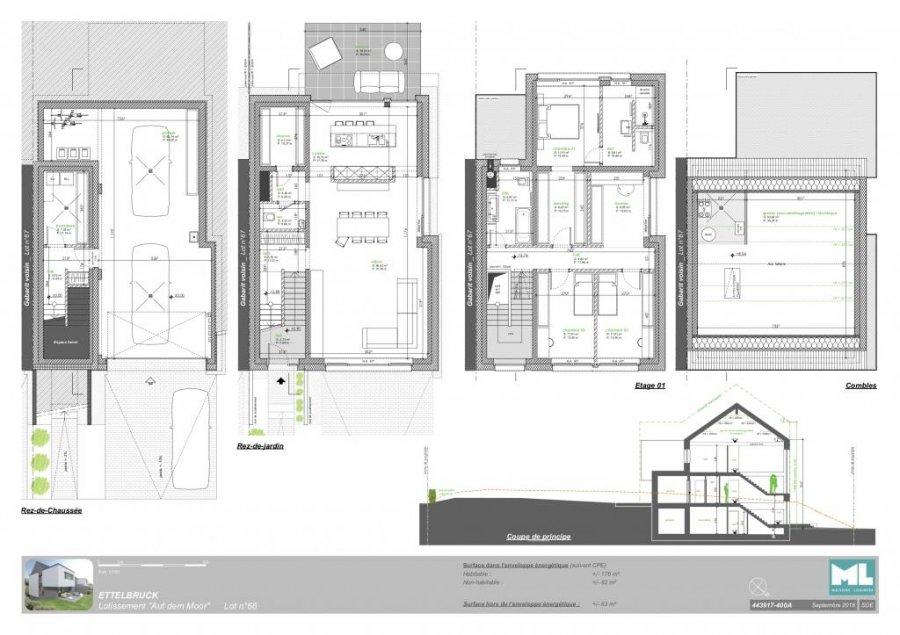 acheter maison individuelle 3 chambres 177 m² ettelbruck photo 3