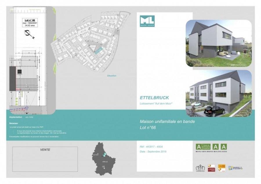 acheter maison individuelle 3 chambres 177 m² ettelbruck photo 2