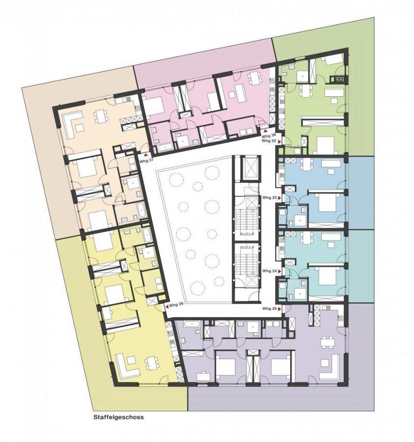acheter appartement 2 chambres 131.52 m² schuttrange photo 4
