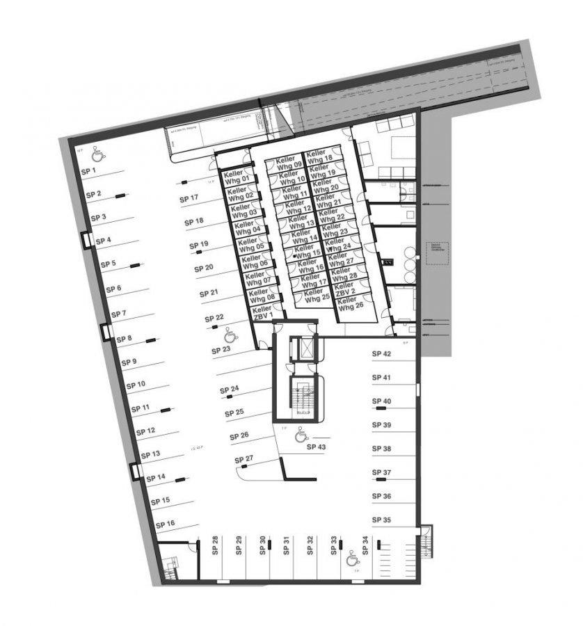 acheter appartement 2 chambres 131.52 m² schuttrange photo 6