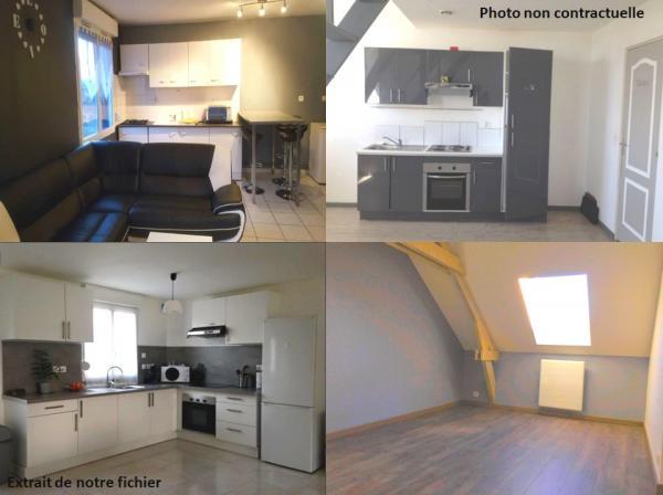 louer appartement 2 pièces 0 m² hénin-beaumont photo 1
