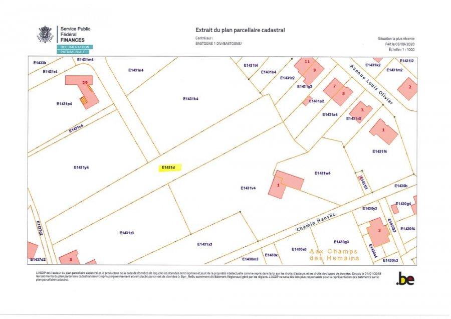 acheter terrain constructible 0 pièce 3650 m² bastogne photo 4