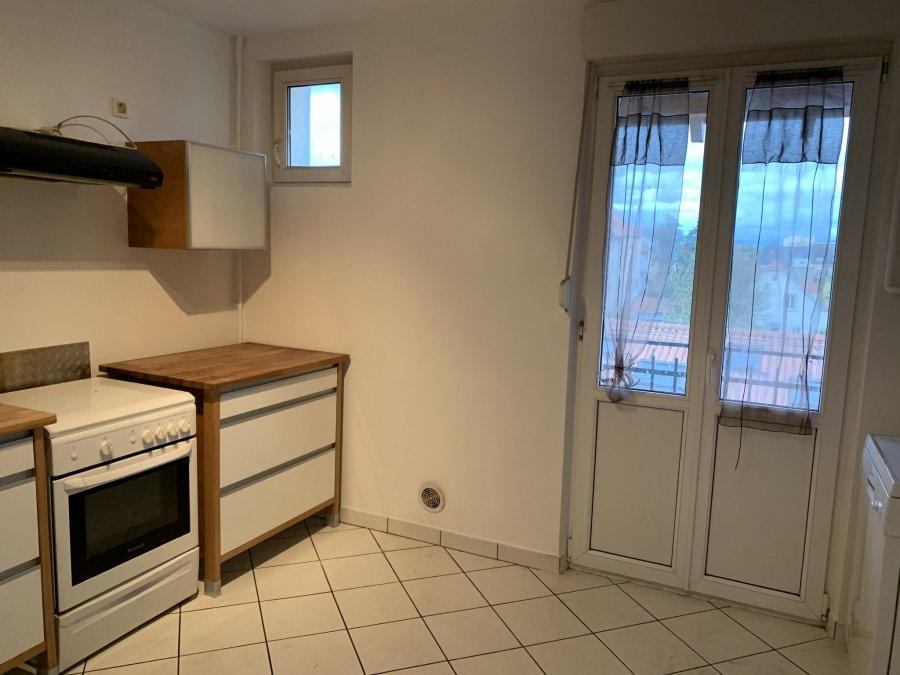 Appartement à louer F3 à Schiltigheim