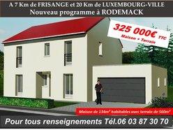 Maison à vendre F6 à Rodemack - Réf. 5638544