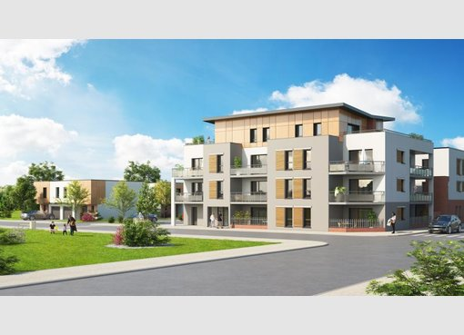 Vente appartement f2 yutz moselle r f 5396880 for Appartement f2 neuf