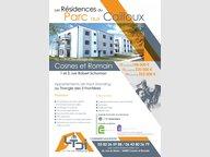 Appartement à vendre F3 à Cosnes-et-Romain - Réf. 7125392