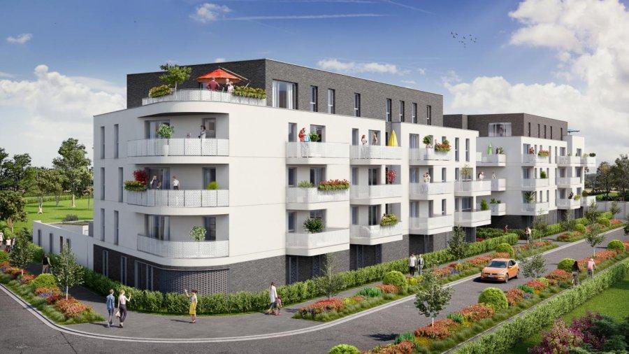 acheter appartement 3 pièces 64 m² yutz photo 2