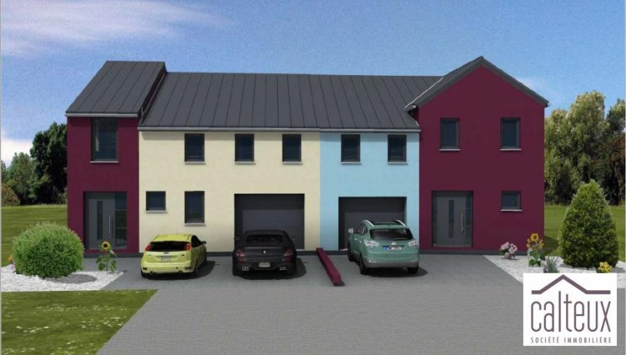 acheter maison mitoyenne 4 chambres 135.1 m² hostert (rambrouch) photo 1