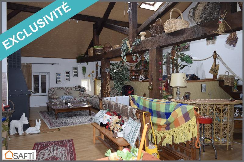 acheter maison 5 pièces 134 m² le saulcy photo 4