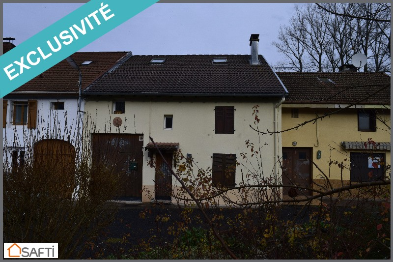 acheter maison 5 pièces 134 m² le saulcy photo 1