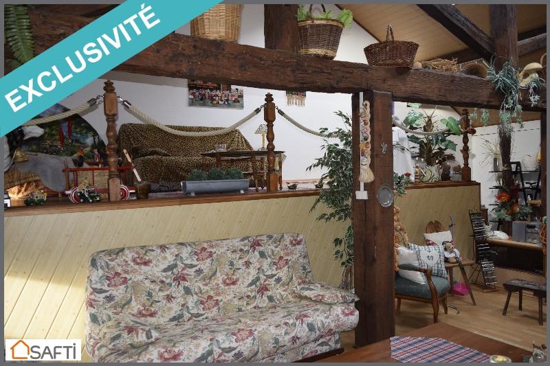acheter maison 5 pièces 134 m² le saulcy photo 3