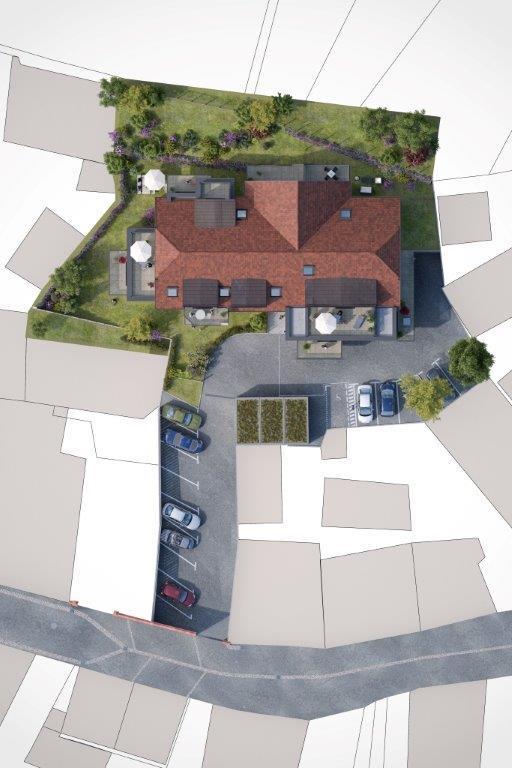 acheter appartement 3 pièces 64 m² ingersheim photo 2