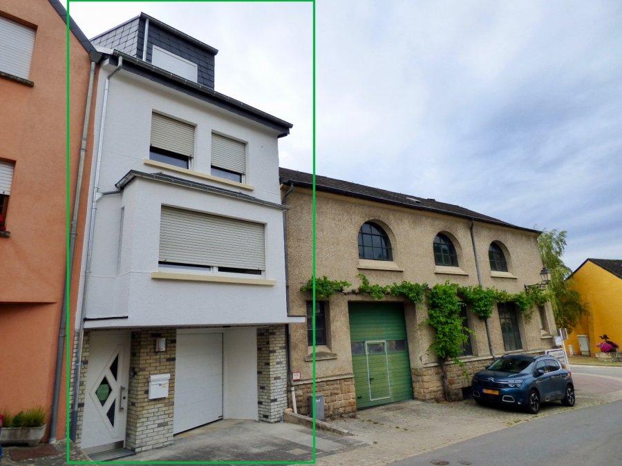 Maison mitoyenne à vendre 4 chambres à Ehnen