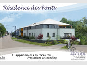 Appartement à vendre F2 à Thionville - Réf. 6078624