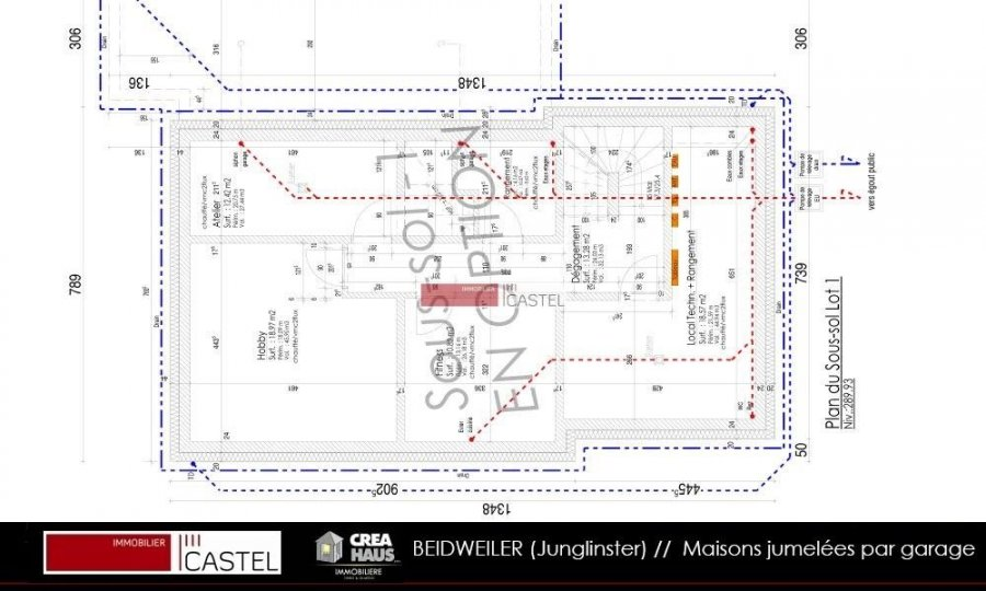 Building Land For Buy 4 Bedrooms 0 M² Beidweiler Photo 5