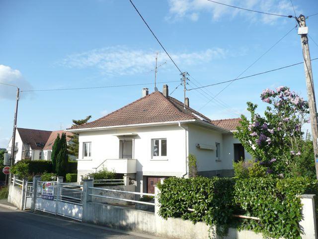 Maison individuelle à louer F5 à Zillisheim