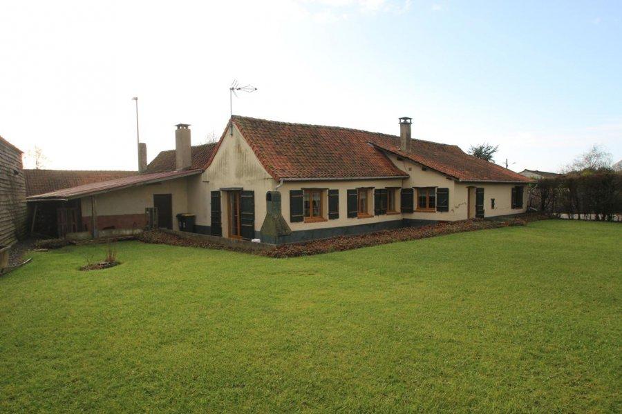 Maison individuelle en vente sorrus 102 m 184 900 for Acheter maison individuelle nord