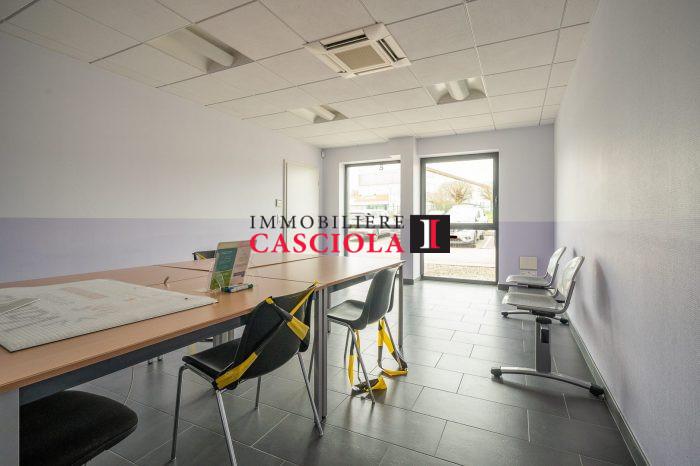 louer bureau 6 pièces 200 m² woippy photo 1