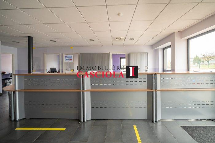 louer bureau 6 pièces 200 m² woippy photo 2