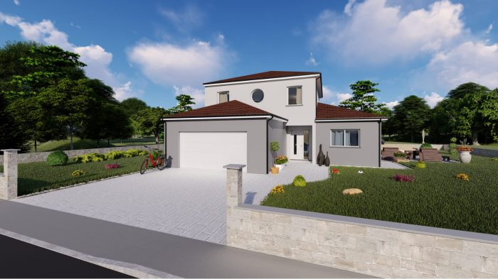 acheter maison 5 pièces 120 m² gerbéviller photo 1